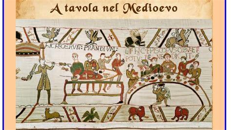 alimentazione medievale l alimentazione nel medioevo