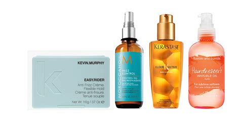 the best hair serums to smooth your the huffington post best anti frizz hair serums popsugar beauty australia