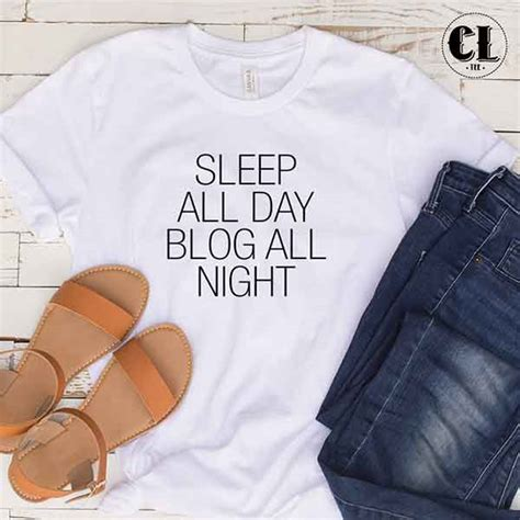 T Shirt All Day All t shirt sleep all day all clotee t