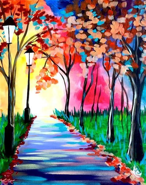 Painting With A Twist Calendar Morning Walk Adults Only Friday September 16 2016