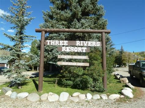 Three Rivers Cabins by Three Rivers Resort Almont Co