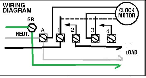 intermatic pool timer wiring diagram intermatic t103 timer wiring diagram intermatic get free