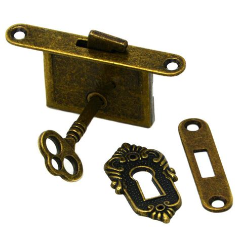 Antique Desk Lock   Antique Furniture