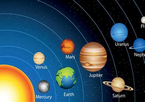 imagenes del universo en ingles sistema solar para imprimir