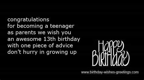 13 Year Birthday Quotes Funny Birthday Quotes For 13 Year Olds Quotesgram