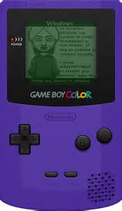 nintendo boy color nintendo boy color grape by blueamnesiac on deviantart