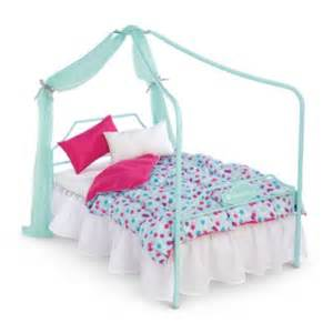 Doll Canopy Bed Bedding Canopy Bed Bedding Set Furnaccesstm American