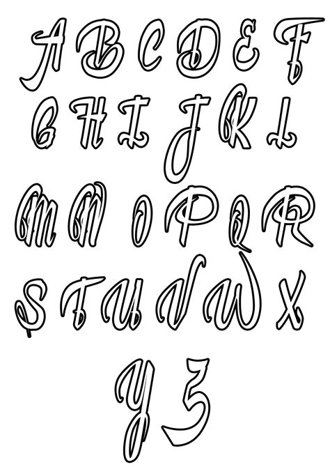 simple alphabet coloring pages alphabet coloring pages for kids to print color