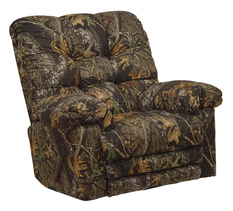 duck dynasty recliner motion chairs and recliners cloud nine duck dynasty rocker