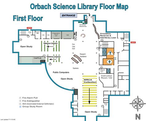 picdun 2 floor 1 map orbach science library floor maps ucr library