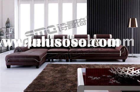 Quicksilver Ad 8517 Brown Leather modern u shape leather restaurant booth sofa thh kft480 for sale price china manufacturer