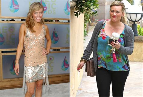 Hilary Duff Has Indeed Gained A Few The Website by Weight Loss After Pregnancy Forum