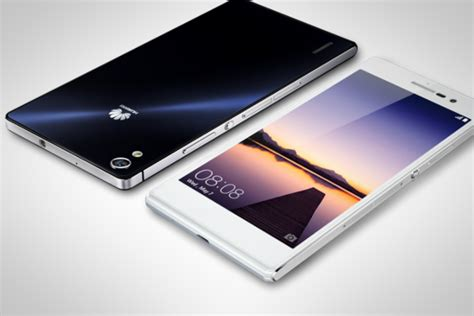huawei launches ascend p7 smartphone