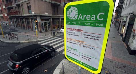 multa ingresso area c multe auto le spese di notifica non fanno parte della