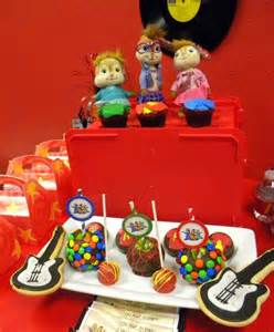 Alvin And The Chipmunks Favors by Alvin And The Chipmunks Birthday Ideas Birthdays