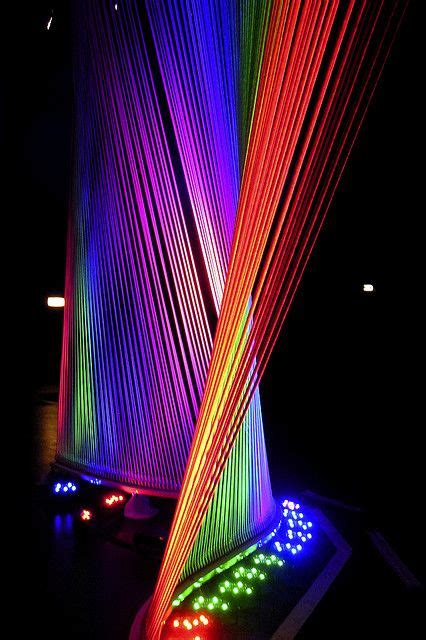 luces de colores ibid wood light harp side peacock our amazing world rainbow