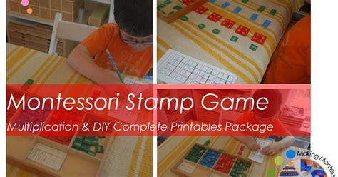 montessori printable st game quot making montessori ours quot montessori st game