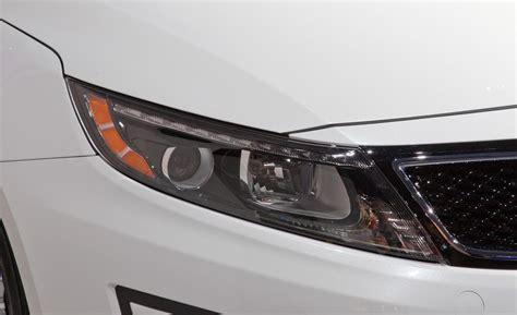 Kia Headlight Car And Driver