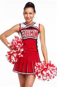 Home gt themes gt cheerleader gt cheerleader from glee costume