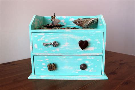 brit box diy basics weathered wooden jewelry box brit co