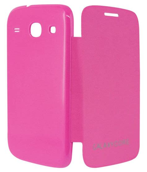 Flipcase Samsung 1 8262 Hello canvas premium leather flip cover for samsung galaxy 8262 pink buy canvas premium