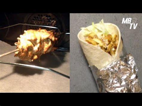 kebab poulet maison kebab poulet maison broche