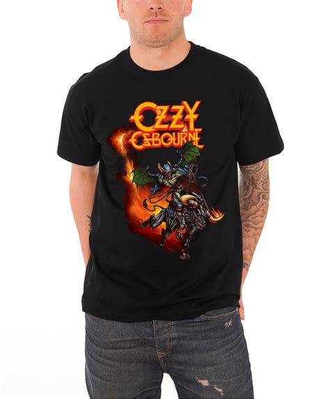 Tshirt Pop Culture 06 Xl From Ordinal Apparel ozzy osbourne t shirt official bark at the moon logo blizzard of ozz new mens ebay
