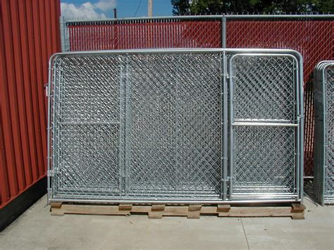 kennel fence kennels by discount fence