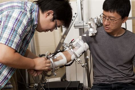 Mechanical Engineering Robotics Ieee Recognizes Doctoral Student S Robotics Work With