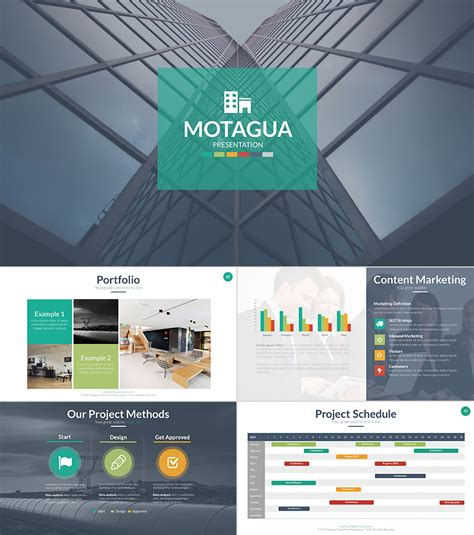 18 Professional Powerpoint Templates For Better Business Presentations Company Powerpoint Template