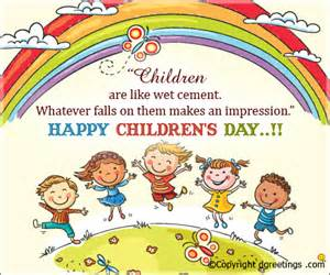 children s day quotes international children s day quotes sayings dgreetings