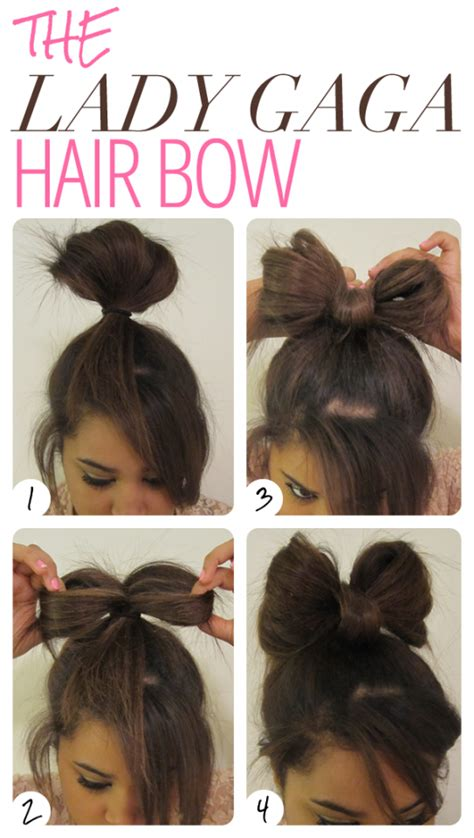 hairstyles how to do a bow 16 ways to make an adorable bow hairstyle pretty designs
