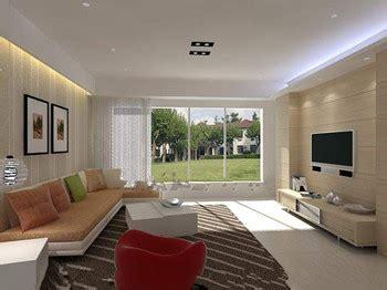 licht wohnzimmer modernes licht gelb warmen wohnzimmer 3d model