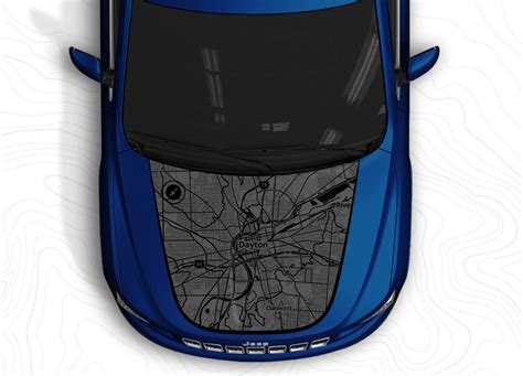 design   jeep custom hood decals   news