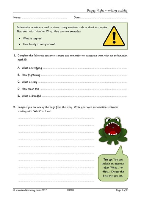 diary writing template ks1 eyfs ks1 ks2 diaries teachit primary