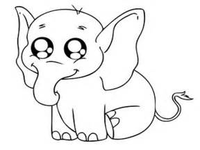baby elephant coloring pages elephants coloring pages realistic realistic coloring pages