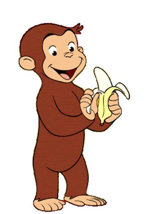 film kartun george monkey animasi monyet