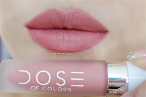 dose of colors dose of colors liquid matte lipstick review and swatches