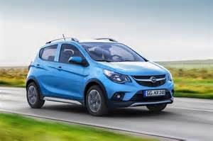 Opel Crossover Opel Karl Rocks Crossover Pictures Auto Express