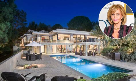 Trulia Malibu by Get A Peek Inside Jane Fonda S 163 6 1million Beverly Hills
