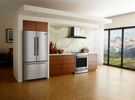 jenn air cabinet depth french door refrigerator jfc2089bep jenn air 36 quot counter depth french door