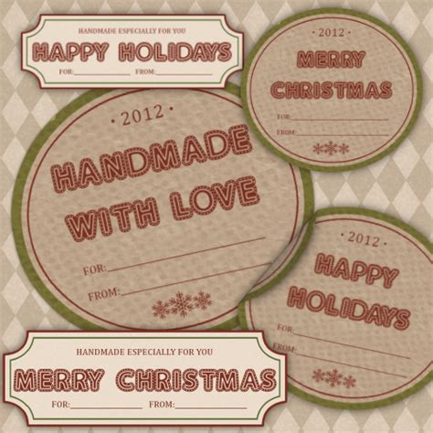 printable tags for homemade gifts homemade gifts happy trails wild tales