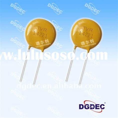 variable resistors or varistors metal oxide varistor tvr14561 for sale price china manufacturer supplier 1806088
