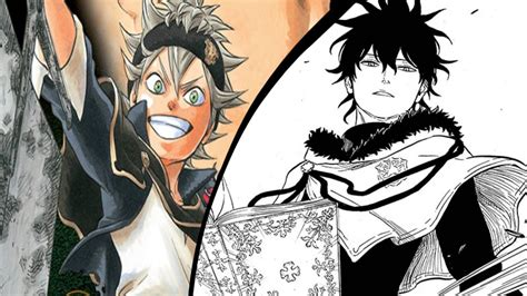 asta bid black clover chapter 11 ブラッククローバー review big reunion asta