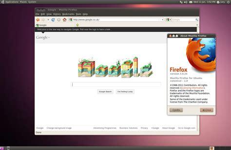 firefox themes ubuntu latest firefox releases coming to ubuntu 10 04 omg ubuntu
