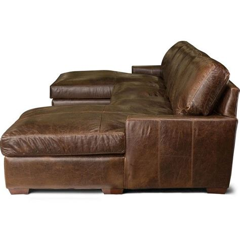 craftsman leather sofa 1000 ideas about craftsman sofas and sectionals on pinterest