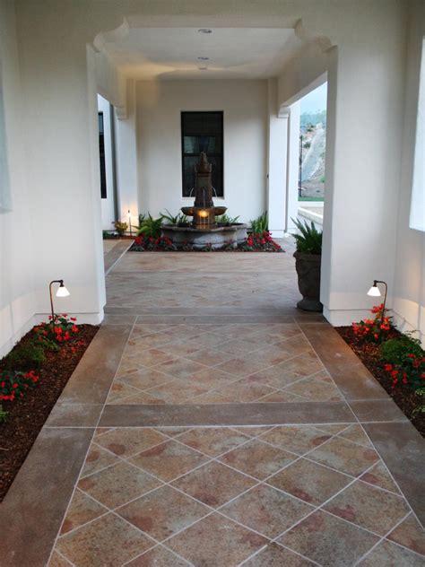 outdoor flooring ideas hgtv