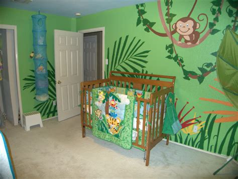 jungle baby boy room ideas
