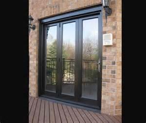 Bi Fold Doors Exterior Panoramic Bi Folding Doors Amberwood Doors Inc