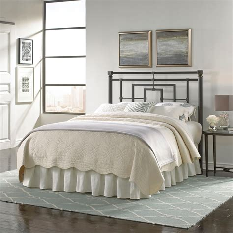 metal bed headboards full fashion bed group metal beds full transitional sheridan